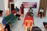 Ketua DPRD Manado gelar reses sambil sosialisasi pencegahan COVID-19