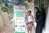ACT Lampung fokus salurkan beras gratis ke permukiman warga