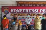 Polrestabes Medan tembak mati residivis pelaku pencurian sepeda motor