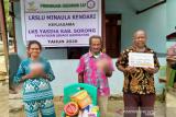 LRSLU Minaula Kendari salurkan bantuan sosial kepada 65 lansia di Sorong