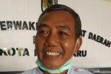 Alotnya rapat evaluasi PSBB di DPRD Pekanbaru. Ada yang