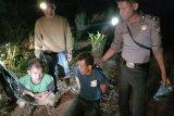 Nyabu di perbatasan Indonesia-Malaysia, dua pemuda ini diringkus TNI/Polri