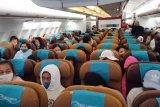 347 WNI dipulangkan dari Sri Lanka dan Maladewa