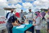 Adaro serahkan ambulans untuk bantu pasien daerah terpencil di Murung Raya