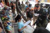 Banyak toko dan warung langgar aturan PSBB, langsung diberi surat teguran