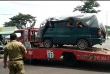 Modus baru, Pemudik gunakan minibus yang diangkut truk towing guna hindari petugas