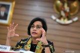 Sri Mulyani : Penyaluran bansos harus dipercepat untuk tahan penurunan konsumsi rumah tangga