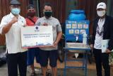 Airnav bantu penanggulangan Covid-19 Tangerang Rp500 juta