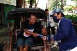 Pemuda Muhammadiyah Kota Magelang kampanye penggunaan masker cegah COVID-19
