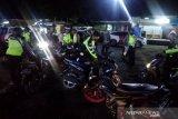 Polres Rejang Lebong tangkap 15 motor pelaku balap liar