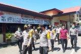 Kapolda Sulsel berkeliling ke beberapa daerah pantau Operasi Aman Nusa II