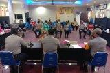 Delapan anggota Polresta Jayapura Kota ikuti sidang BP4R