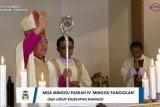 Uskup Manado: Yesus sebagai model pemimpin yang benar