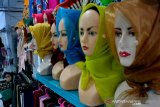 Penjualan busana muslim  menurun