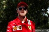 Vettel ambil bagian dalam balap virtual Legends Trophy