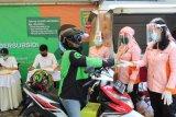Disperindag Lampung menggelar operasi pasar murah bagi masyarakat