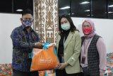 BNI Cabang Lampung donasikan 1000 paket sembako bagi masyarakat terdampak COVID-19