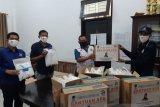 Tenaga medis di Tolitoli  dapat bantuan APD dari NasDem