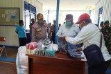 Kapolres dampingi Bupati Asmat Elisa Kambu kunker ke distrik Suator