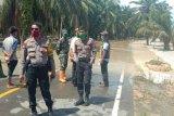 Banjir genangi poros Trans Sulawesi di Kabupaten Pasangkayu Sulbar