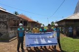 Pemasangan listrik di Sumba Barat Daya menggunakan dana desa