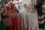Penjualan Mukena Meningkat Saat Ramadhan