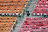 Liga bisbol Korsel tanpa penonton dan terapkan jaga jarak