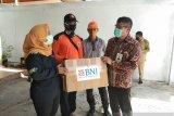 BNI Palangkaraya salurkan bantuan ke warga terdampak COVID-19