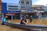Banjir sudah  sepekan  rendam wilayah Barito Utara