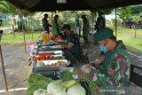 Denbekang Kendari membuka dapur umum bantu warga terdampak COVID-19