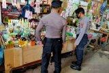 Satuan Sabhara Polres Sumbawa Barat imbau warga ikuti protokol kesehatan guna cegah COVID-19