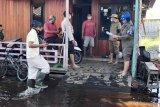 Pemkot Palangka Raya pantau permukiman warga terdampak banjir