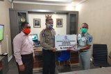 Tangani COVID-19, Jasa Raharja salurkan bantuan untuk Polda NTT