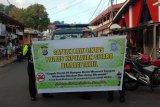 Polres Sitaro bagikan Takjil di Pasar Ulu Siau