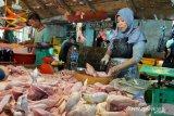 Sumsel mengalami deflasi pada April 2020 karena anjloknya harga ayam ras