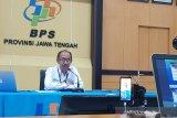 Pertumbuhan ekonomi Jateng pada triwulan I hanya 2,6 persen