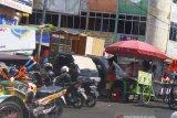 Dinas Perdagangan Palembang atur jarak lapak pasar tradisional