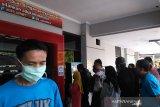Samsat Purwokerto tidak terapkan protokol kesehatan