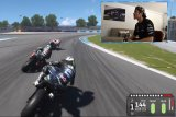Vinales juarai grand prix virtual MotoGP