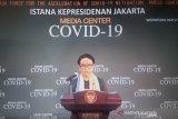 92 WNA di Indonesia positif COVID-19
