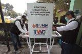 PT TWC beri bantuan wastatafel untuk puskesmas di Sleman dan Jateng