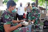 Bantul buka dapur umum bantu warga terdampak pandemi COVID-19