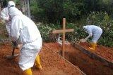 Seorang PDP Gumas meninggal dan dimakamkan sesuai protokol COVID-19