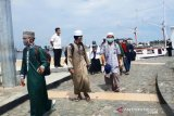 Santri Temboro Jatim asal Pulau Kodingareng Makassar diisolasi ke hotel