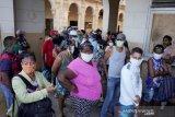 Kuba berlakukan jam malam di Havana akibat COVID-19 melonjak