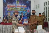 SKK Migas - PT CPI salurkan bantuan medis COVID-19 ke tujuh kabupaten Riau