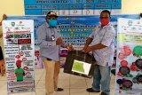 Daerah penghasil migas Bintuni Papua Barat dapat bantuan APD COVID-19