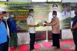 Wabup Merauke Soelarso melakukan Safari Ramadhan