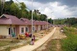 Kementerian PUPR selesaikan 25 unit rumah khusus bagi warga terdampak bencana di OKU Selatan
