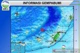 Gempa buni magnitudo 6,9 di Laut Banda tidak berpotensi tsunami